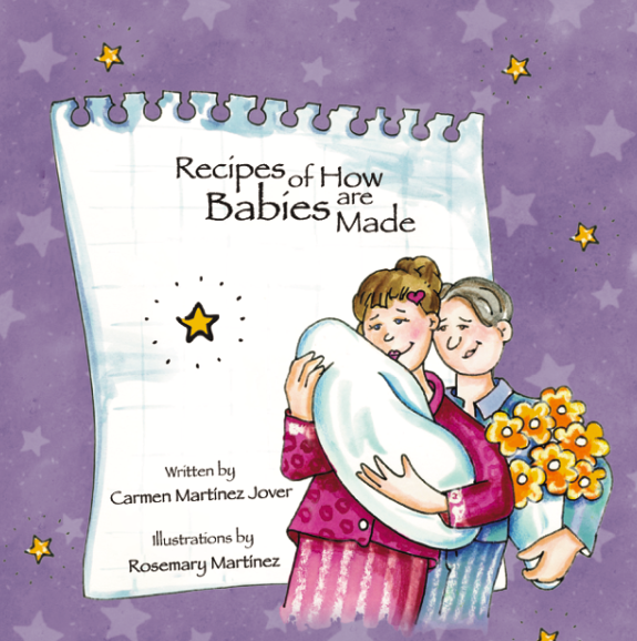 RECIPES OF HOW BABIES ARE MADE